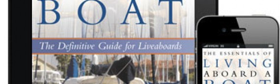 Our New E-Book World: All Formats of Living Aboard